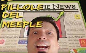 Novità, Nuovi giochi, Kickstarter, App e altro – Le Pillole del Meeple