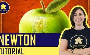 Newton Tutorial – Gioco da Tavolo – La ludoteca #73