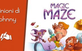 Magic Maze – Divertimento, Confusione e Silenzio..