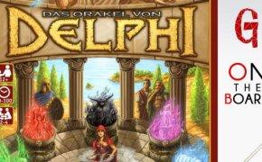 On the Board #94: L'oracolo di Delphi