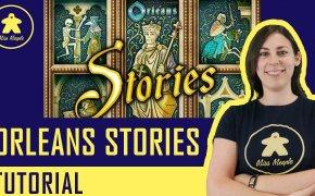 Orléans Stories Tutorial – Gioco da Tavolo – La ludoteca #91