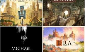 [Prime impressioni] Tapestry, Obscurio, Michael, Era: Il Medioevo