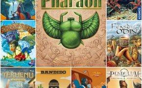 [Ieri Sera sui Nostri Tavoli] Seasons, Pharaon, Pendulum e altri 6!