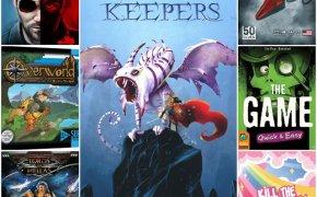 [Ieri Sera sui Nostri Tavoli] Lords of Hellas, The Game: Quick & Easy, Kill the Unicorns e altri 4!