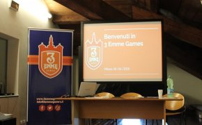 Giornata di presentazione 3 Emme Games