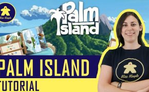 Palm Island Tutorial – Gioco Solitario – La ludoteca #72