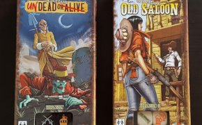 [Espansioni] Bang! The Dice Game: Old Saloon / unDead or Alive