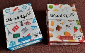 [Recensione] Match Up! Viaggi / Match Up! Cucina