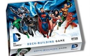 [Recensione] DC Comics: Deck-Building Game