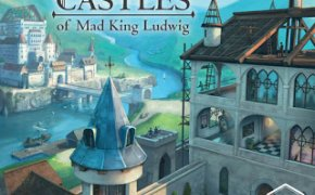 Between Two Castles of Mad King Ludwig (Stonemaier Games)