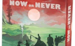 Now or Never: Laukat torna con Narrazione e City Building