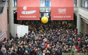 Play Festival del Gioco: il più grande spazio ludico mai realizzato in Italia