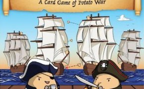 [Giochi da zaino] Potato Pirates