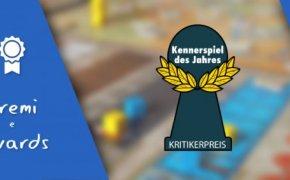 Kennerspiel des Jahres (2018) – Vincitore, Nomination e giochi consigliati