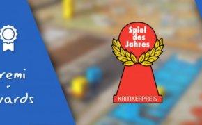 Spiel des Jahres (2013) – Vincitore, Nomination e giochi consigliati