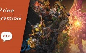Clank! Costruisci la tua avventura – Unboxing, Prima Partita e Impressioni