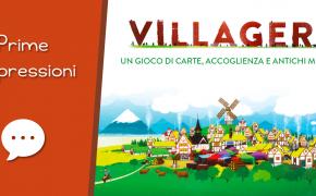 Villagers – Unboxing, Prima Partita e Impressioni