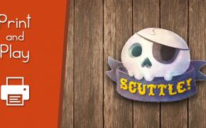 Scuttle! – Arraffate il malloppo prima che lo facciano gli altri… Pirati!