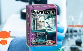Sherlock – Propagazione: un caso da risolvere tascabile
