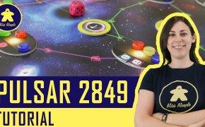 Pulsar 2849 Tutorial – Gioco da Tavolo – La ludoteca #64