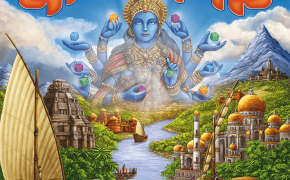Rajas of the Ganges – Unboxing