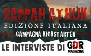Rappan Athuk in italiano: intervista ad Emanuele Granatello