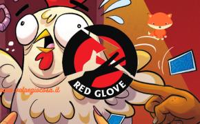 Red Glove Edizioni: alcune novità a breve