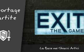 Exit: La Base nei Ghiacci Artici (Spoiler)
