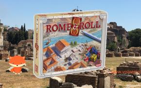 Rome & Roll: ricostruire Roma dopo l'incendio