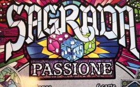 Sagrada + Passione + Espansione 5-6 giocatori
