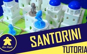 Santorini Tutorial – La ludoteca #56