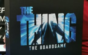 The Thing The Boardgame: Prima Impressione
