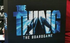 The Thing The Boardgame: Prima Impressione