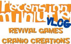 Recensioni Minute - Revival Games (Tigri & Eufrate, Terra Nova, Mini Inkognito)