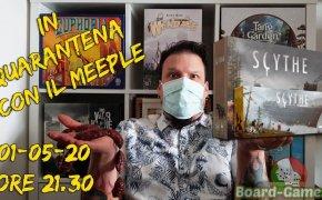 Scythe + Wind Gambit – In Quarantena con il Meeple