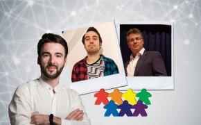 Inclusività e Giochi da Tavolo: parliamone con Martino Chiacchiera e Daniele Tascini
