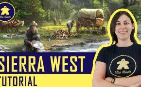 Sierra West Tutorial – Gioco da Tavolo – La ludoteca #96