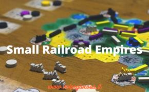 Small Railroad Empires: trasporto merci via ferrovia