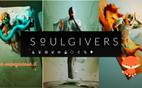 Soulgivers:Anime alla ricerca del Frammento