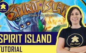 Spirit Island Tutorial – Gioco da Tavolo – La ludoteca #61