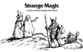Strange Magic: la recensione del gdr fantasy tascabile !