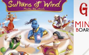 Miniboard #27: Sultans of Winds