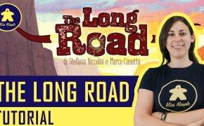 The Long Road Tutorial – Gioco da Tavolo – La ludoteca #65