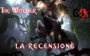 The Witcher: il GDR dello Strigo è tra noi!