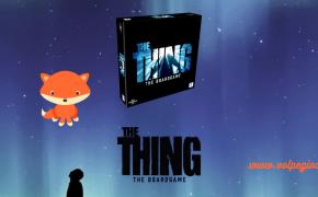 The Thing: dal teleschermo al gioco da tavolo