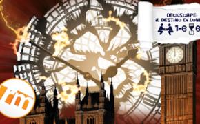 Recensioni Minute - Deckscape: il Destino di Londra