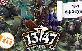 Recensioni Minute - 1347: de nigrae pestis ludum