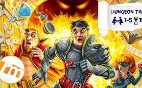 Recensioni Minute - Dungeon Time