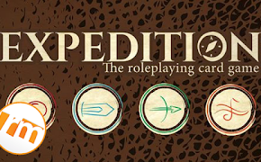 Recensioni Minute - Expedition: the roleplaying card game + exp (PnP)