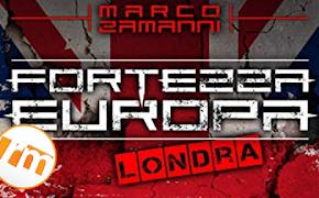 Recensioni Minute - Fortezza Europa: Londra (Libro game)